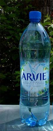 Eau arvie