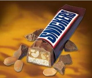 Snickers ( 1 barre )