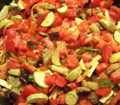 Calories ratatouille