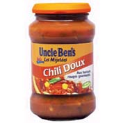 Sauce uncle ben's sauce chili doux