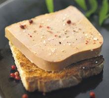 calories foie gras. Black Bedroom Furniture Sets. Home Design Ideas