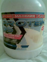 Maximize protein95 vanille