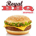 Calories mc do royal bbq