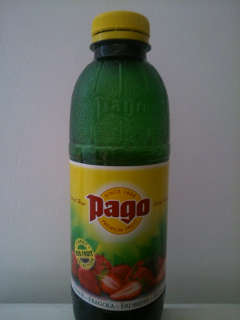 Pago fraise (jus)
