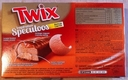 Twix barre Glacé speculoos