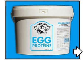Egg proteine (nutrimuscle)