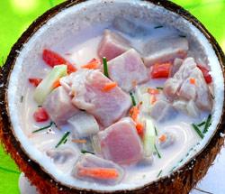 Calculez les calories facilement for Salade pour accompagner poisson